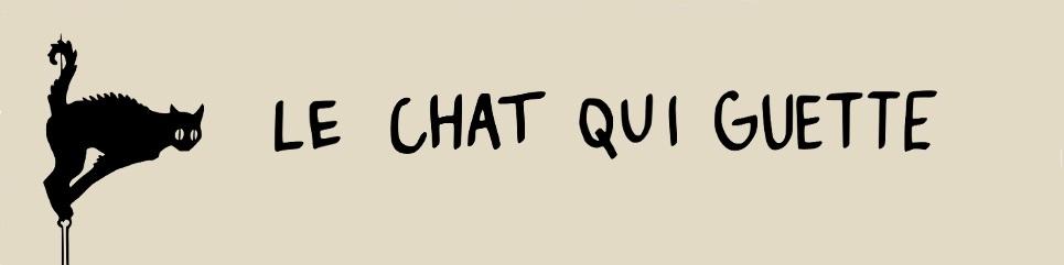 Le Chat Qui Guette